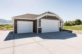 Hilldale (Basement) - Bevan Estates: Tooele, Utah - Visionary Homes