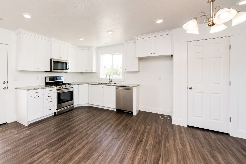 Kitchen featured in the Hilldale (Basement) By Visionary Homes in Logan, UT