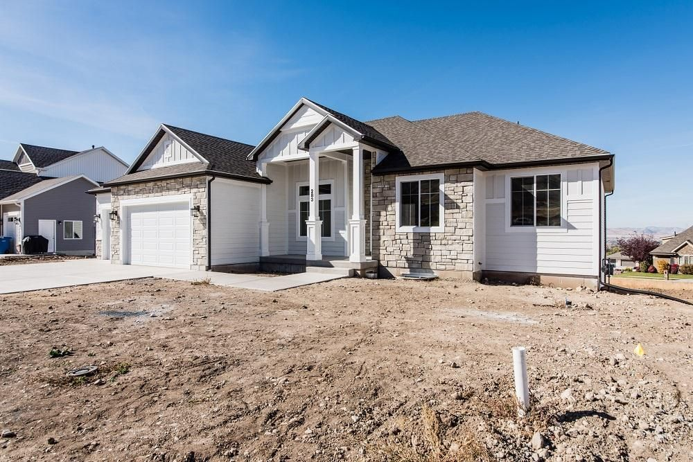 Exterior featured in the Baybrook (Basement) By Visionary Homes in Logan, UT