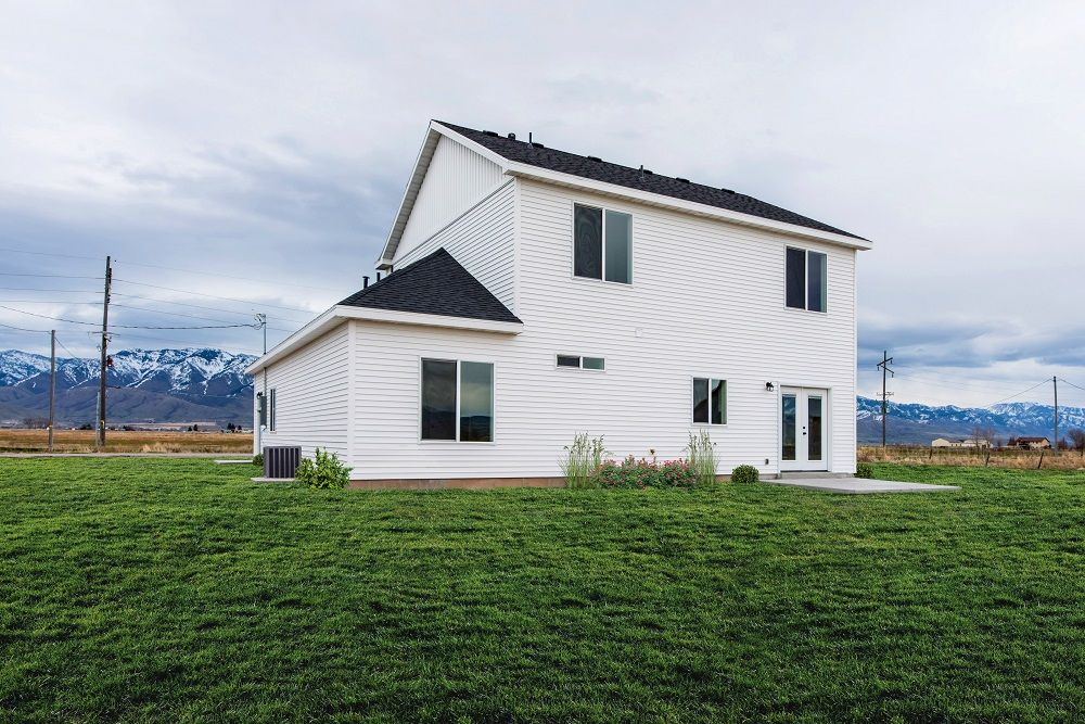 Exterior featured in the Stewart (Basement) By Visionary Homes in Logan, UT