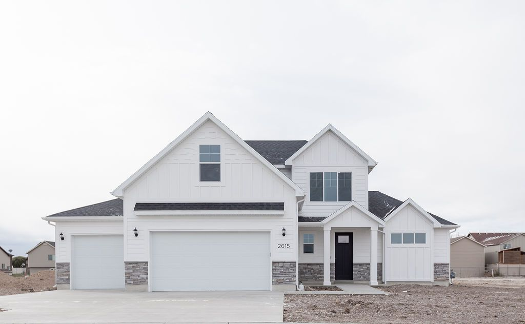 Exterior featured in the Sumac (Basement) By Visionary Homes in Logan, UT