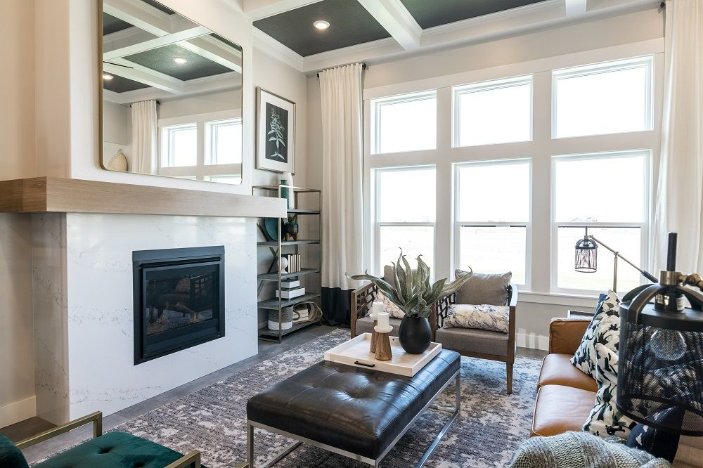 Living Area featured in the Summerlyn (Basement) By Visionary Homes in Logan, UT