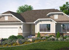 Belmont (Basement) - Mount Vista: Logan, Utah - Visionary Homes