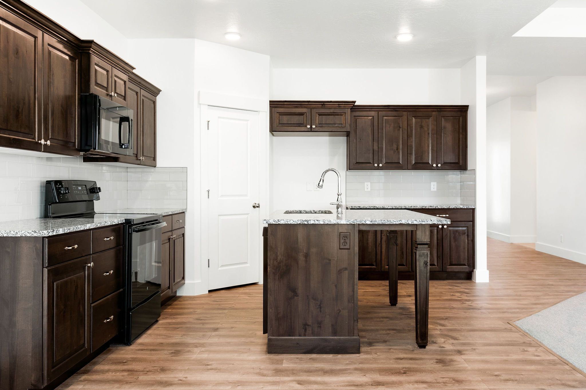Kitchen featured in the Mesa (SOG) By Visionary Homes in St. George, UT