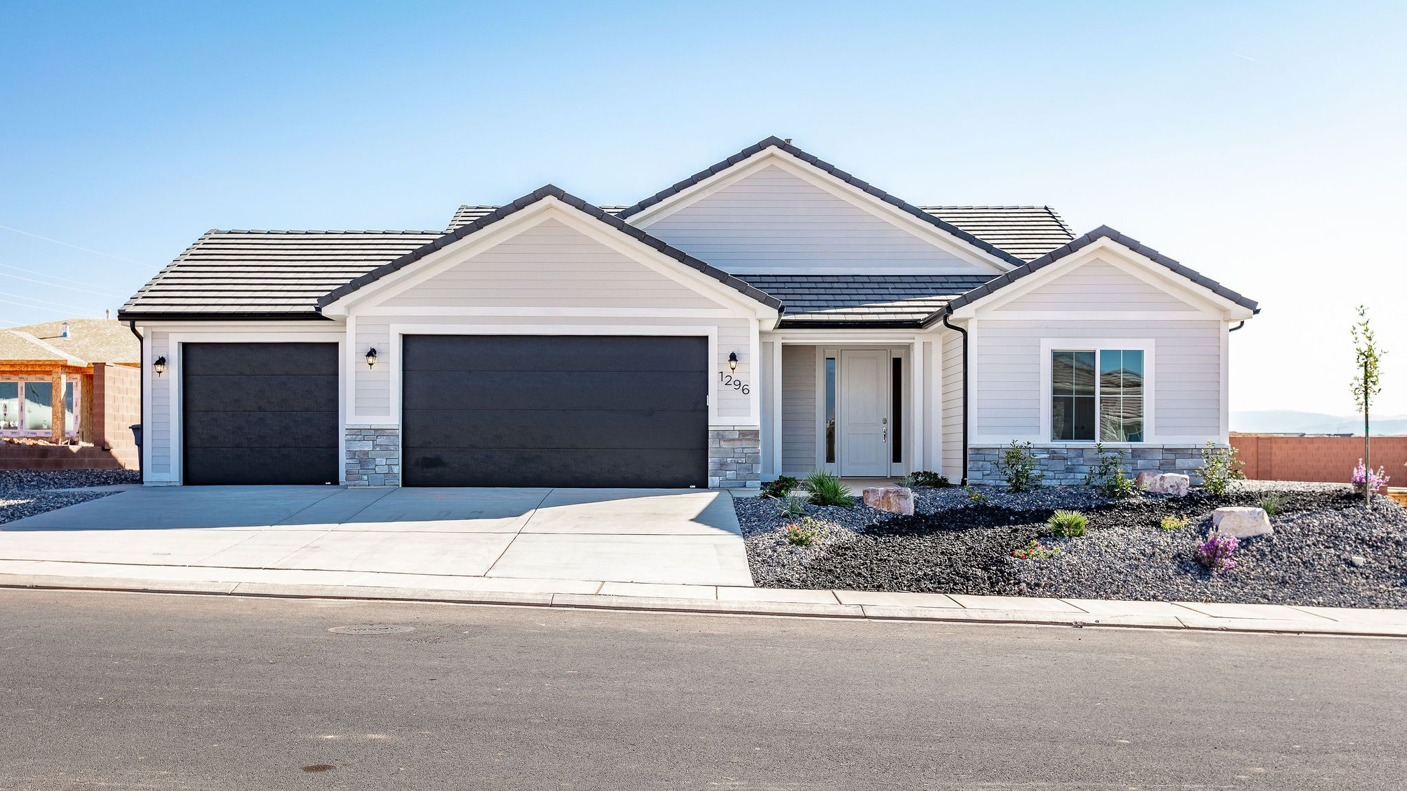 Exterior featured in the Mesa (SOG) By Visionary Homes in St. George, UT