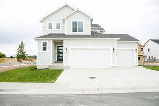 Wellington (SOG) - Meadowbrook: Logan, Utah - Visionary Homes