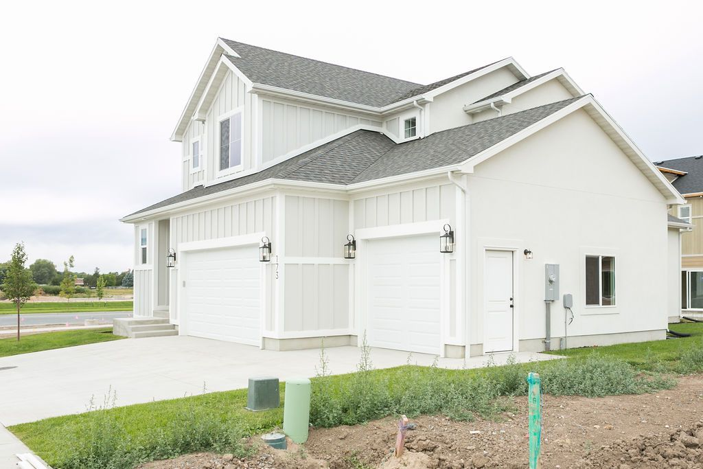 Exterior featured in the Wellington (Basement) By Visionary Homes in Logan, UT