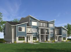 Arrowgate Townhomes - Arrowgate Townhomes: Farmington, Utah - Visionary Homes