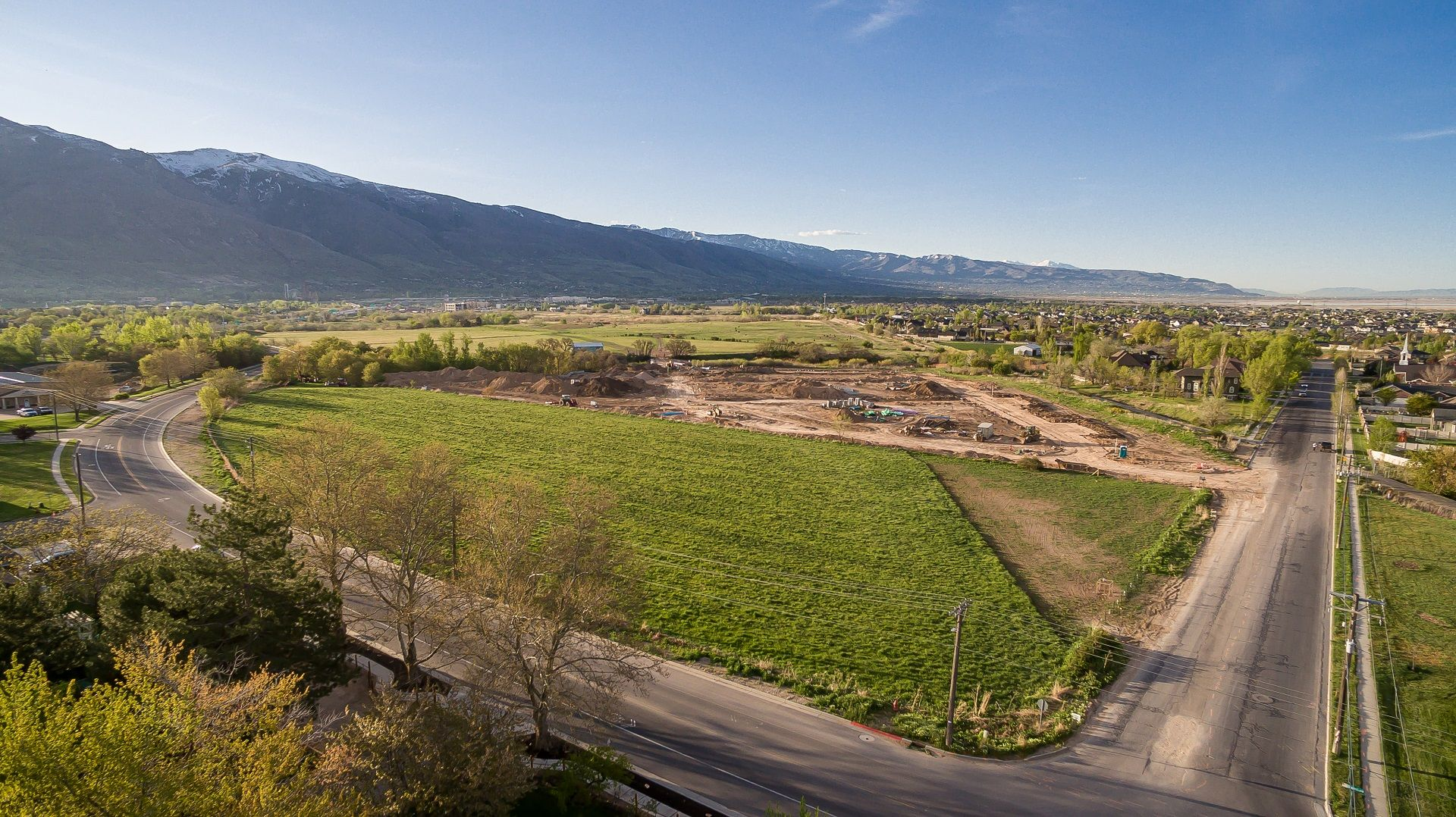 Exterior featured in the Arrowgate Townhomes By Visionary Homes in Logan, UT