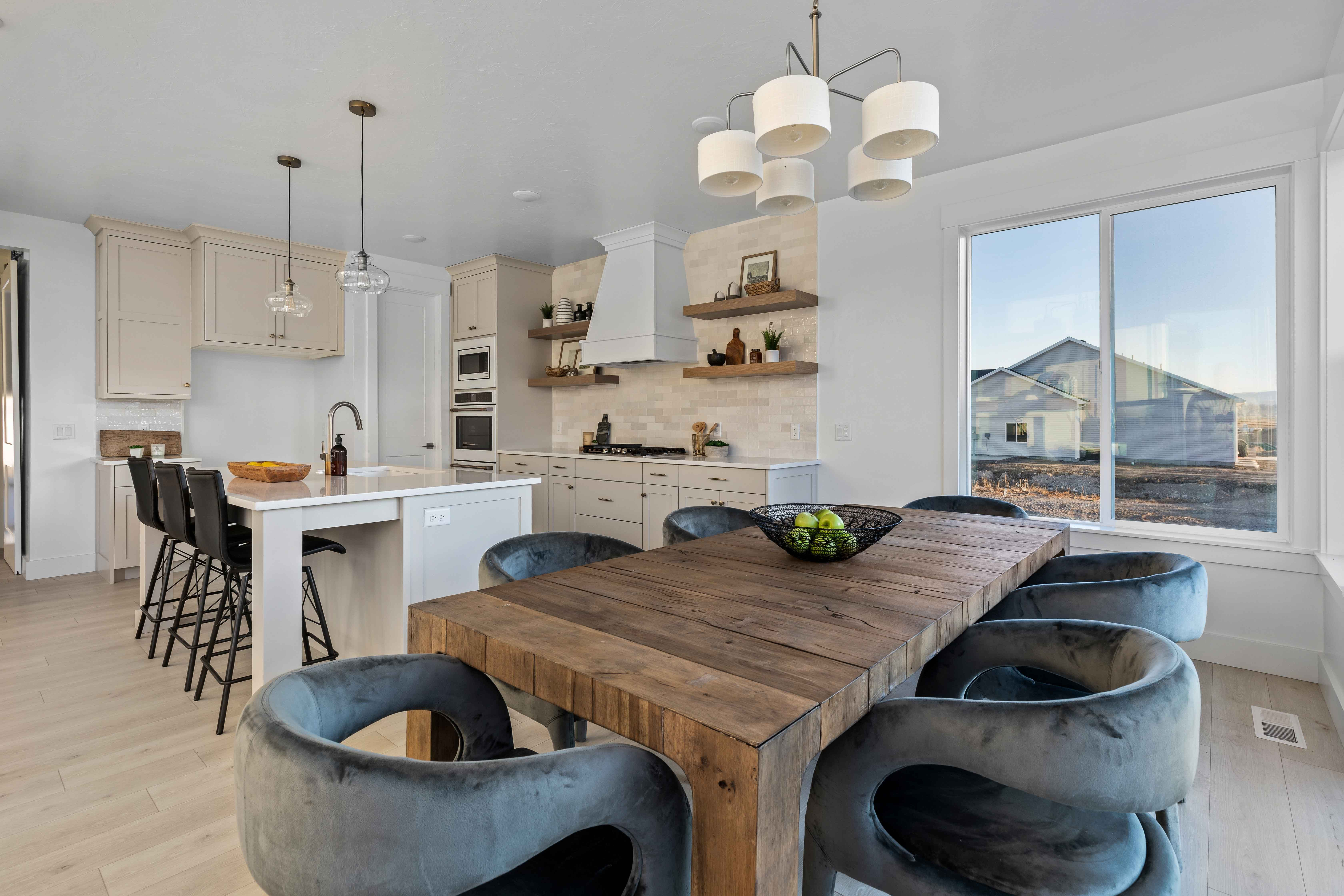 Kitchen featured in the Sumac (SOG)  By Visionary Homes in Logan, UT