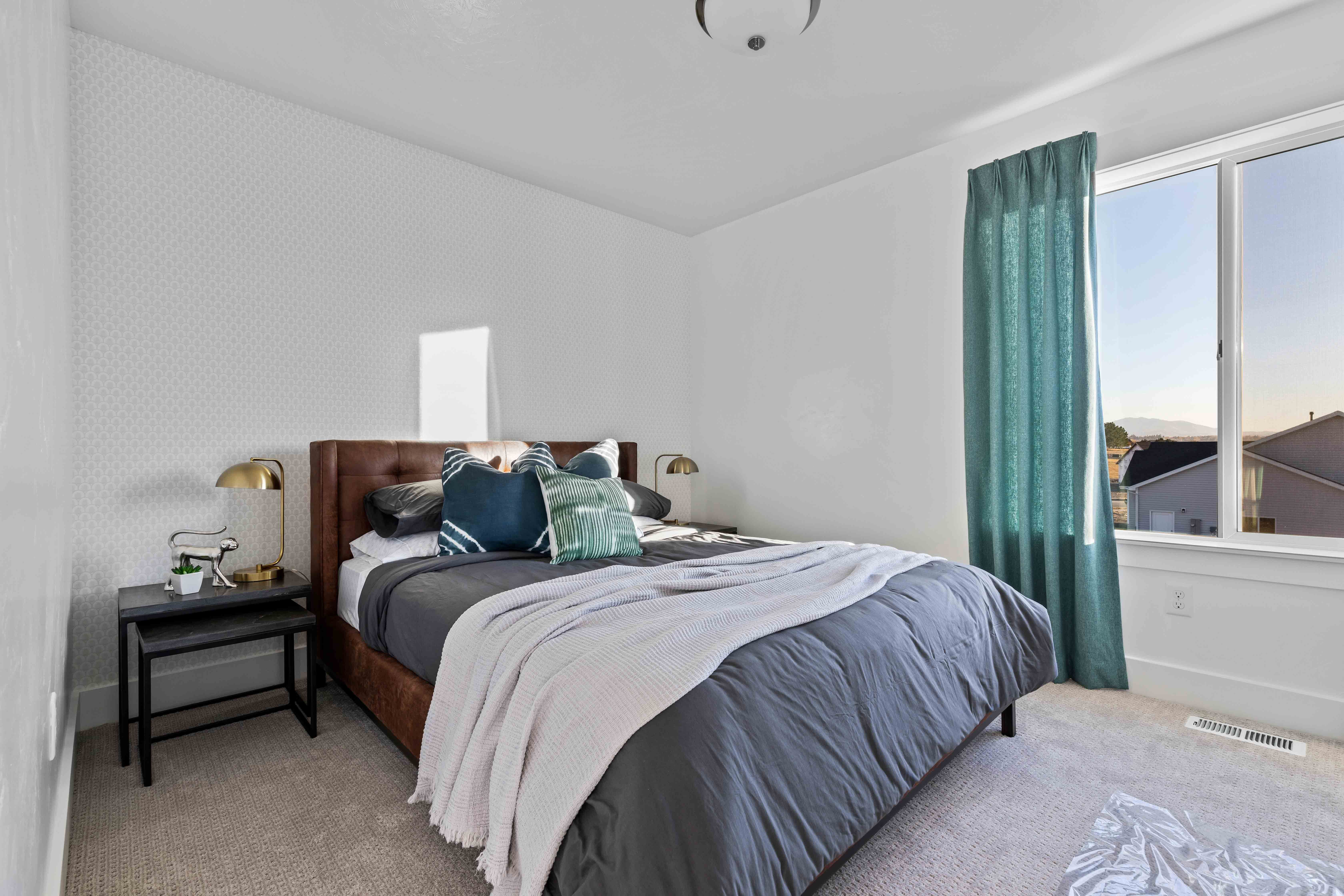 Bedroom featured in the Sumac (SOG)  By Visionary Homes in Logan, UT