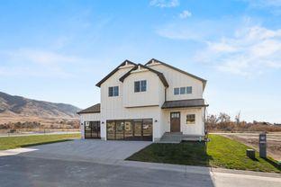 Madison (Basement) - Vineyard: Logan, Utah - Visionary Homes