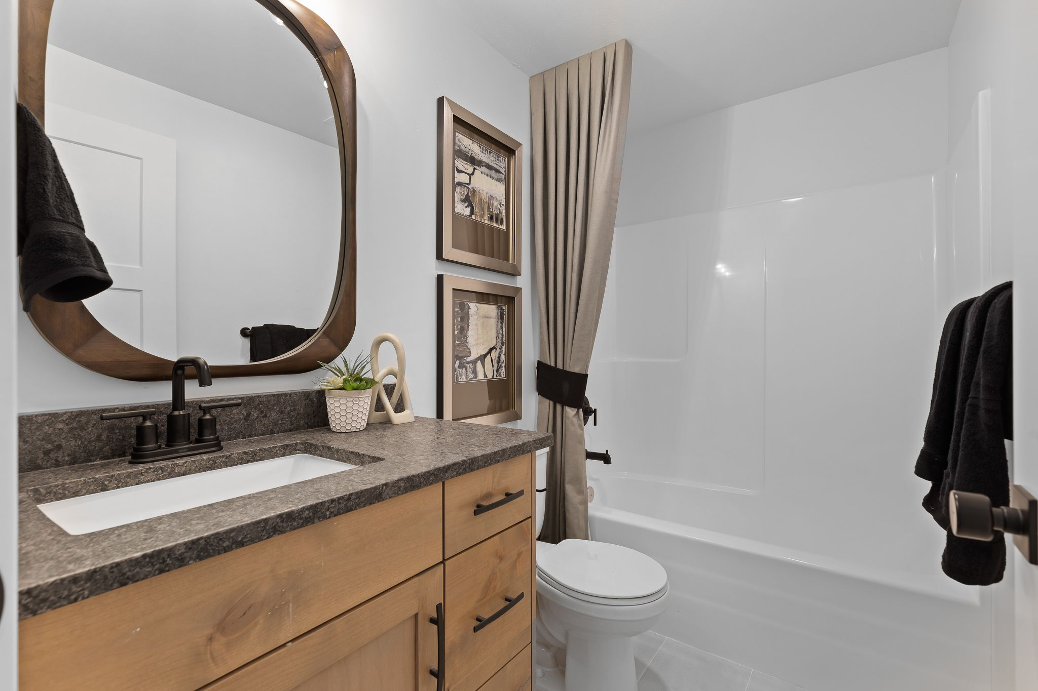 Bathroom featured in the Madison (SOG) By Visionary Homes in Logan, UT