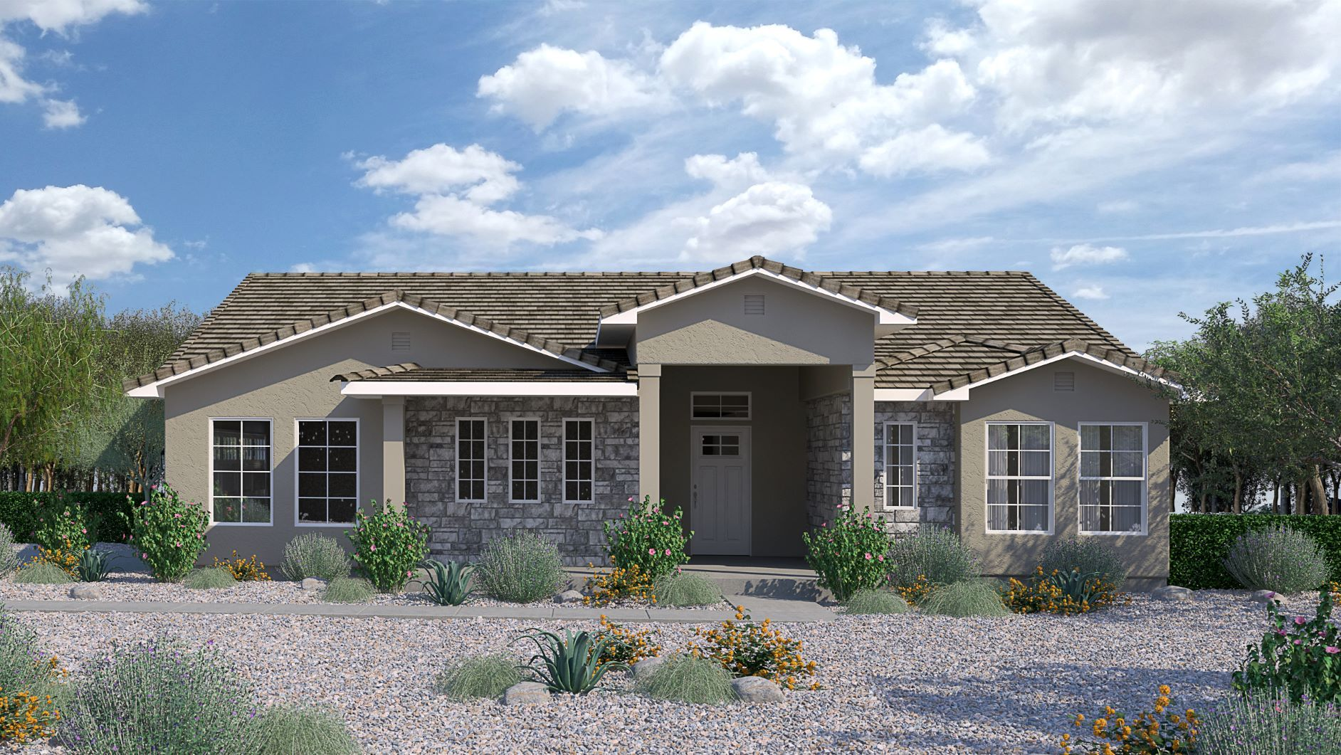 Exterior featured in the Sedona (SOG) By Visionary Homes in St. George, UT