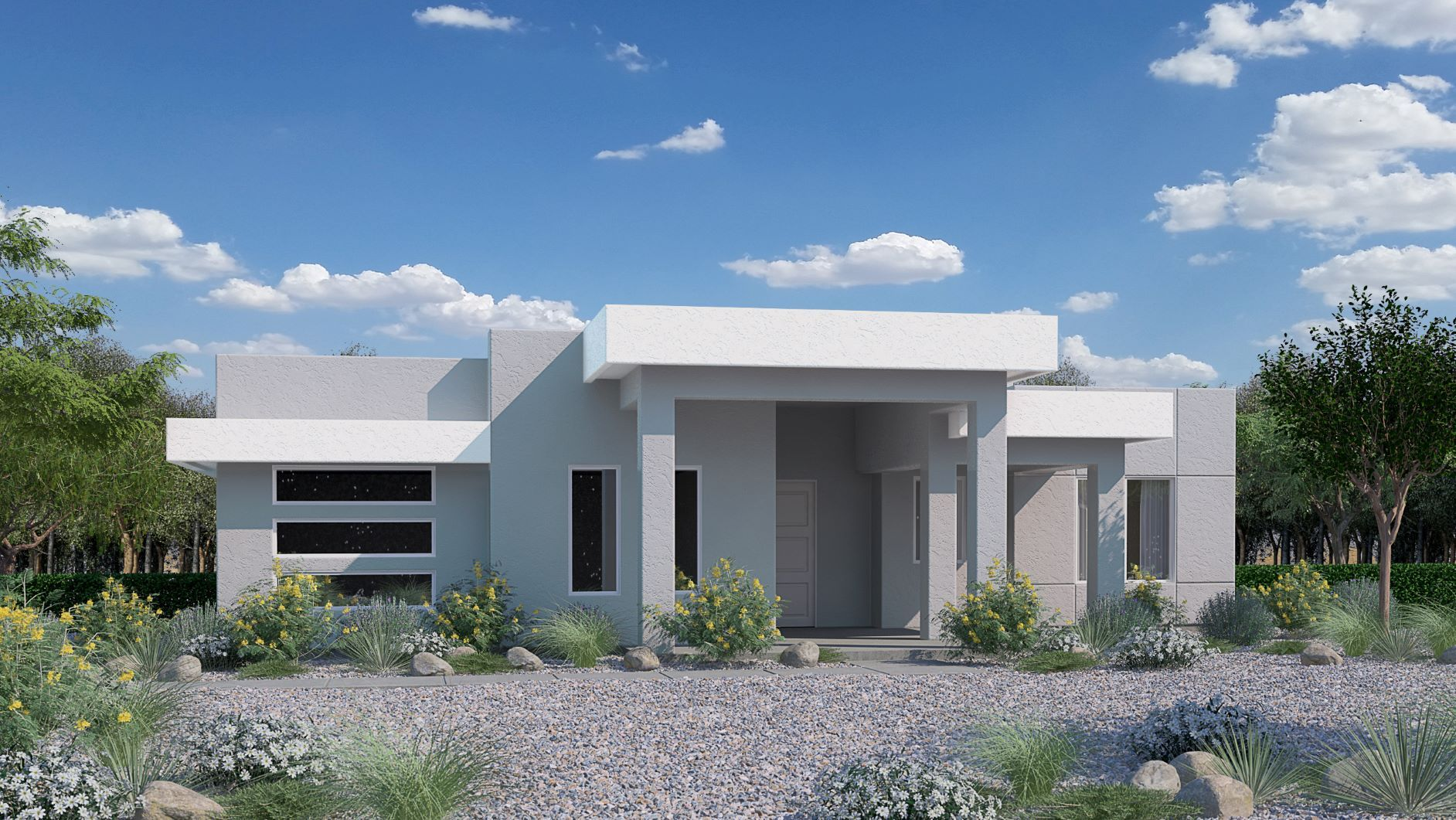 Exterior featured in the Yuma (SOG) By Visionary Homes in St. George, UT