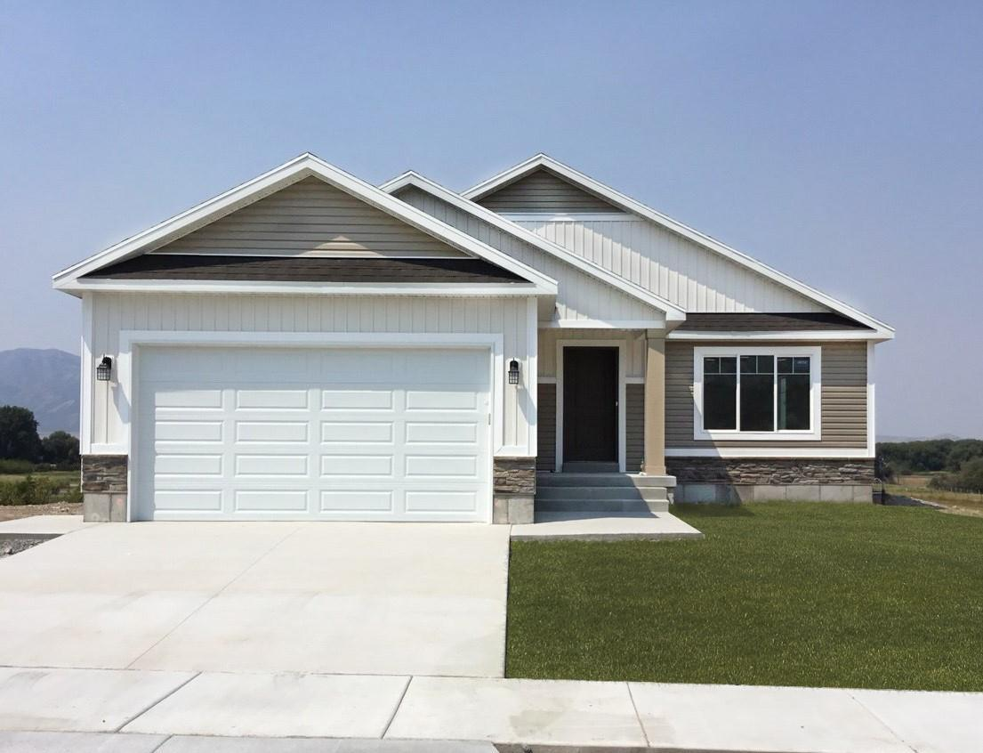 Exterior featured in the Carleton (Basement)  By Visionary Homes in Logan, UT