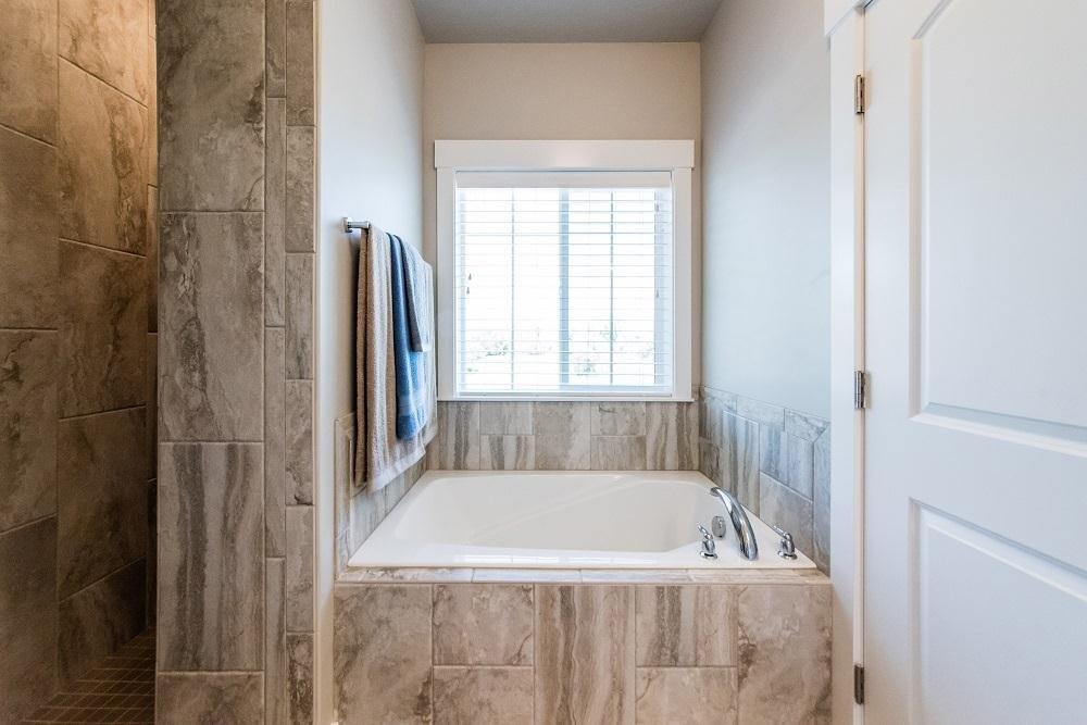 Bathroom featured in the Cambridge (Basement)  By Visionary Homes in Logan, UT