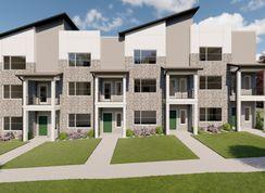 Indigo Bend Townhomes - Indigo Bend: Layton, Utah - Visionary Homes