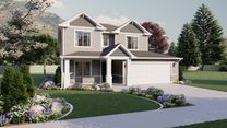 Sunrise Ranch by Visionary Homes in Provo-Orem Utah