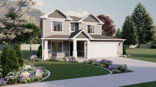 Ashton (Basement) - Sunrise Ranch: Mapleton, Utah - Visionary Homes