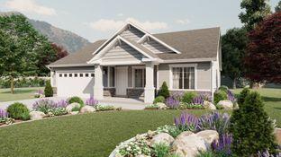 Cutler (Basement) - Sunrise Ranch: Mapleton, Utah - Visionary Homes