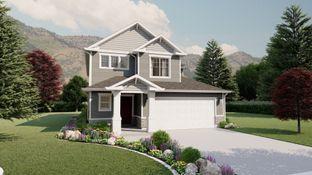 Porter (Basement) - Sunrise Ranch: Mapleton, Utah - Visionary Homes