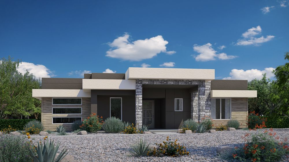 Exterior featured in the Sonoran (SOG) By Visionary Homes in St. George, UT