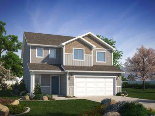 Saddlewood (Basement) - Bevan Estates: Tooele, Utah - Visionary Homes