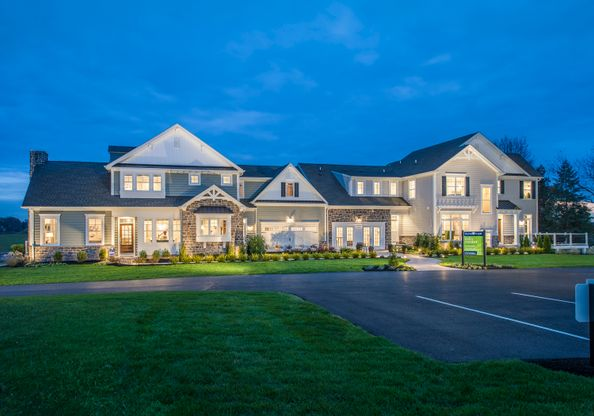 Club View at Spring Ford:New construction carriage homes in Montgomery County, PA