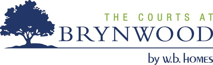The Courts at Brynwood:Upscale townhome neighborhood by W.B. Homes, Inc.