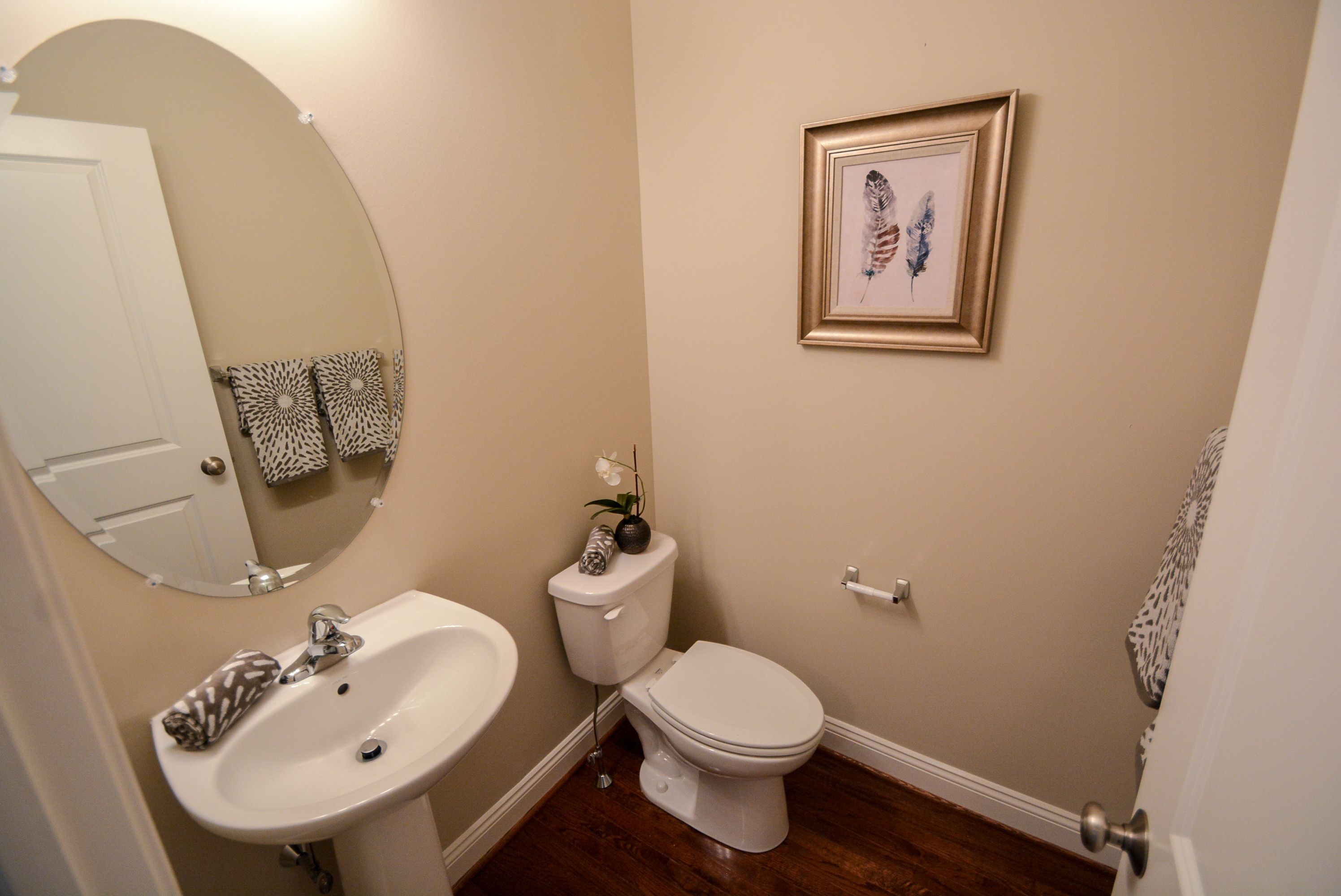 Bathroom featured in the Pearce By W.B. Homes, Inc. in Philadelphia, PA