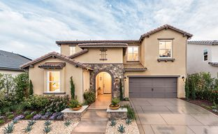 The Ellyson - North Artisan Place: Clovis, California - Wathen Castanos Homes