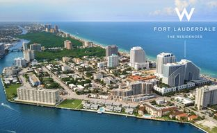 W Residences Fort Lauderdale by W Residences Fort Lauderdale in Broward County-Ft. Lauderdale Florida