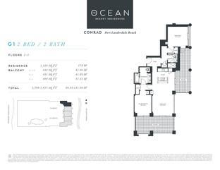 G1 - The Ocean Resort Residences Conrad: Fort Lauderdale, Florida - The Ocean Resort Residences Co