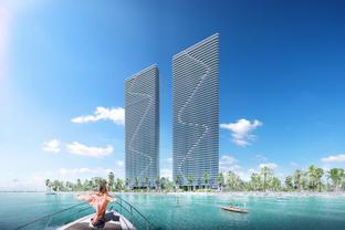 Panoramic - Unit 04 - Aria Reserve Miami: Miami, Florida - Aria Reserve Miami