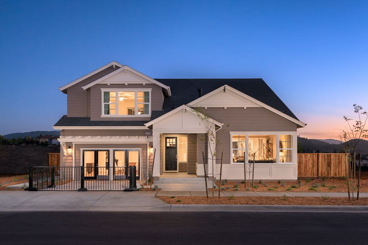 Search angwin new homes find new construction in angwin ca for Find home builder