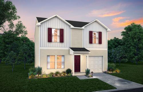 Judson Mills Village 26 by Century Complete in Greenville-Spartanburg South Carolina