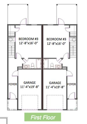 homes in Millcreek TH & Cottages 43 by Century Complete