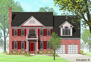 Canterbury Crossing by Wagner Homes in Baltimore Maryland