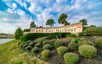 Grand Cay Harbour by Wahea Homes in Houston Texas