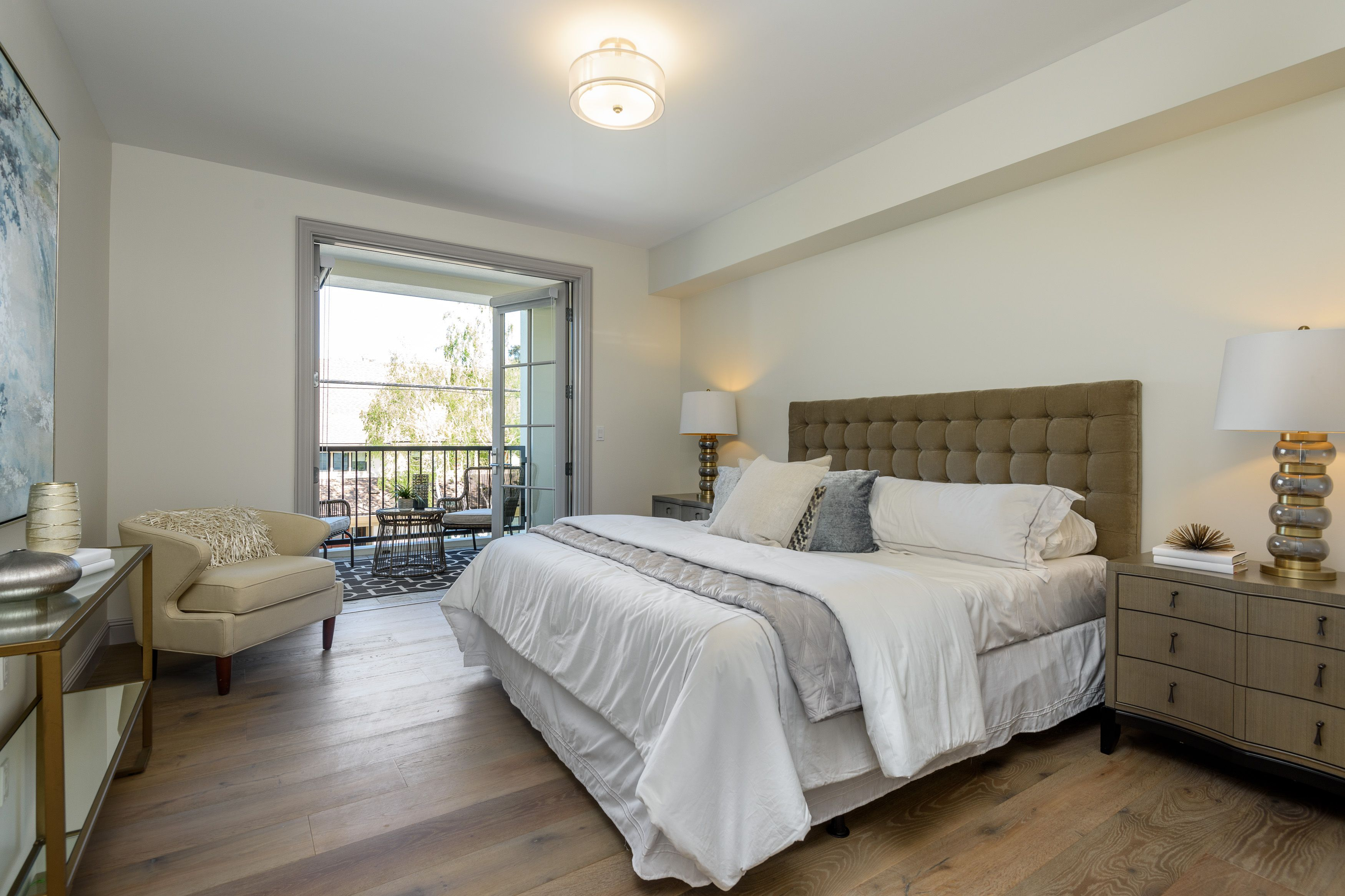 Bedroom featured in the Unit 2 By Landmark Development Corp in San Francisco, CA