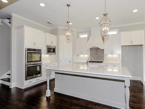 Kitchen-in-Provence-at-Regency Point - Forsyth County-in-Suwanee
