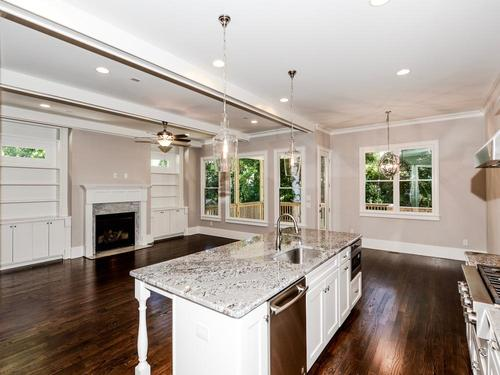 Kitchen-in-Ashford II-at-Harris Walk - Alpharetta-in-Roswell