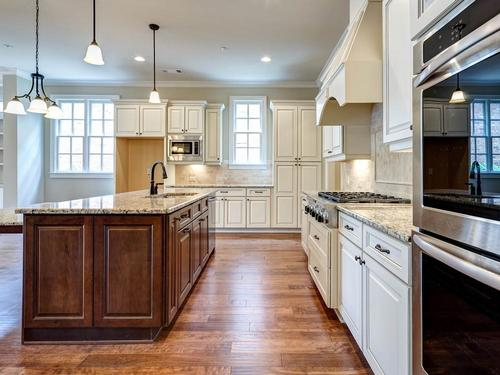 Kitchen-in-Waverly-at-Harris Walk - Alpharetta-in-Roswell