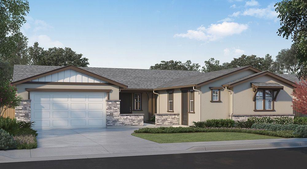 Plan 1   Hidden Ridge: Fair Oaks, California   Watt Communities