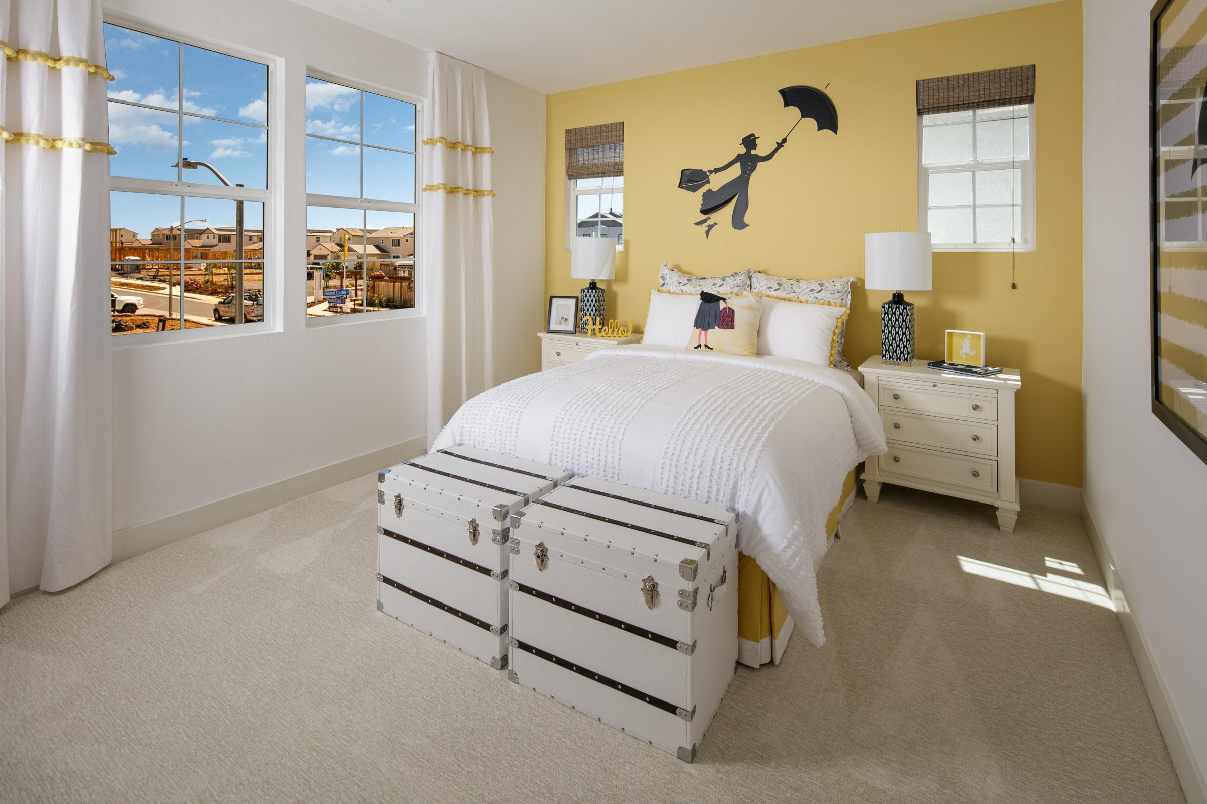Bedroom featured in the Plan 2 By Watt Communities in Sacramento, CA