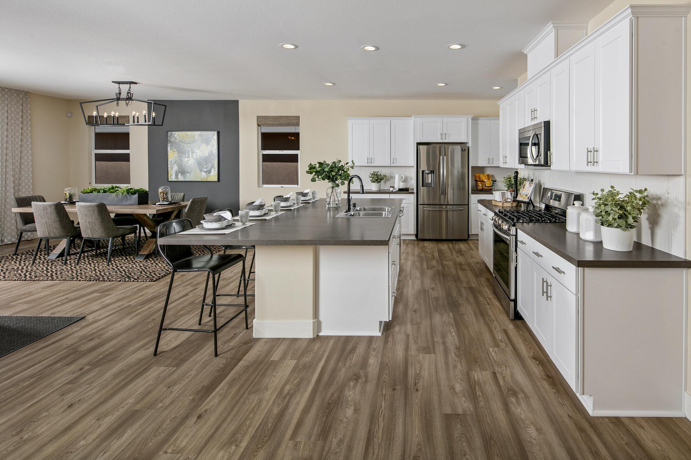 Kitchen featured in the Plan 2 By Watt Communities in Sacramento, CA