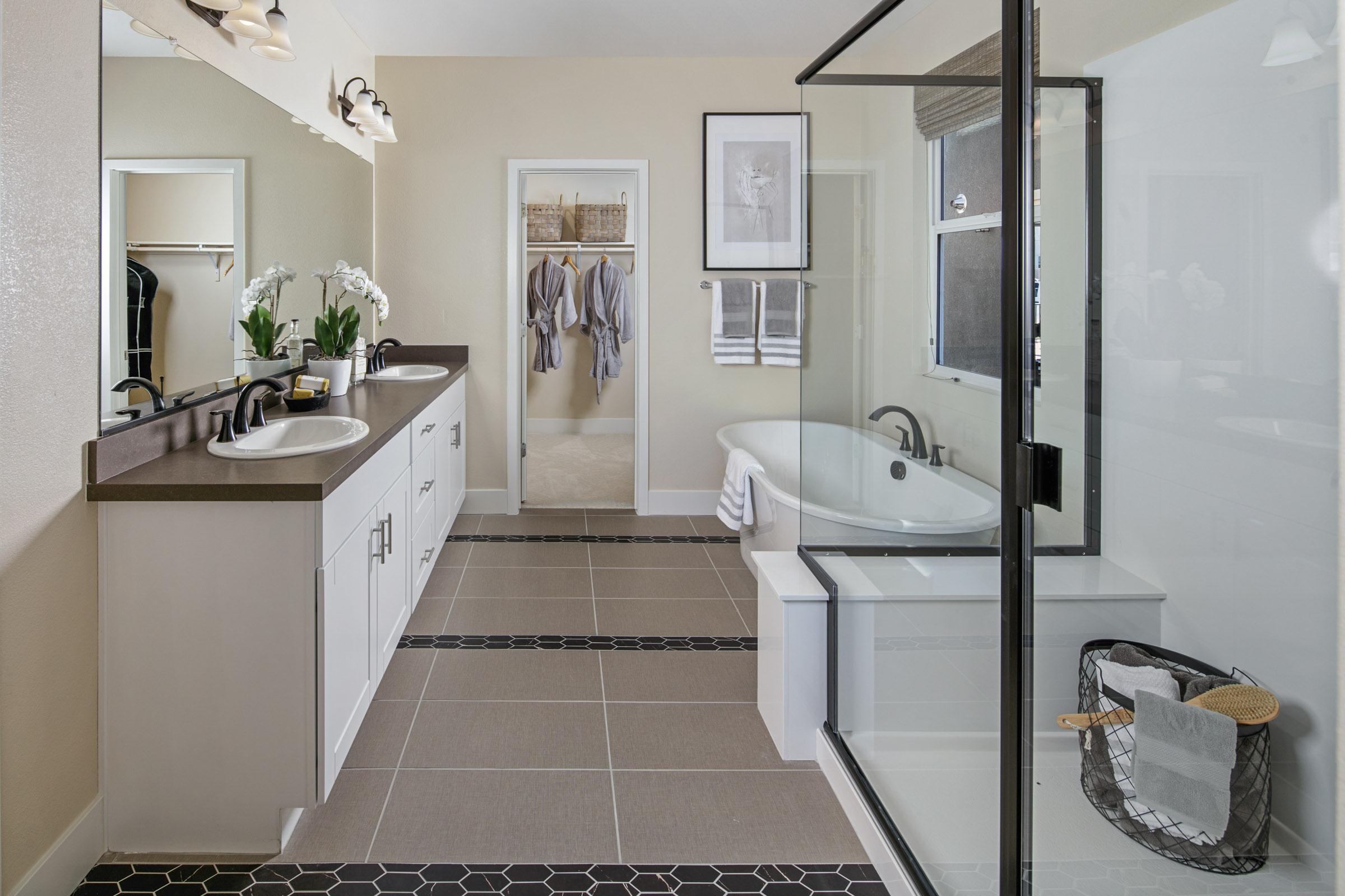 Bathroom featured in the Plan 2 By Watt Communities in Sacramento, CA
