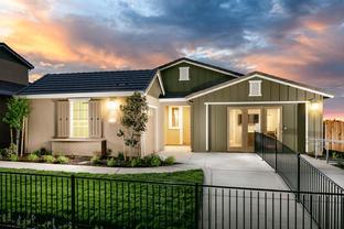 Plan 1 - Alderwood: Rancho Cordova, California - Watt Communities