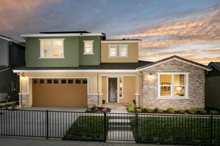 Plan 2 - Alderwood: Rancho Cordova, California - Watt Communities